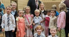 educational concerts for children and families in Rudolfinum
