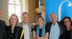 Jury of the Prague Spring Flute Competition 2015