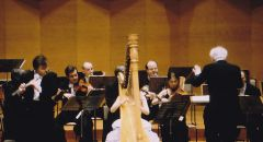 Suntory Hall in Tokyo with Prague Chamber Orchestra - 2002