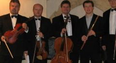 with the Stamic Quartet -  2004